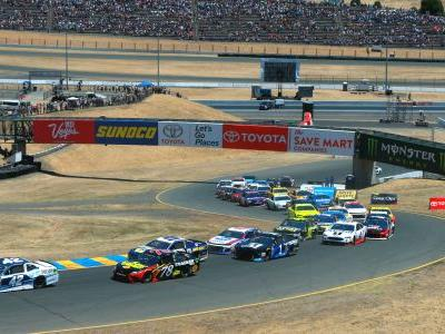 What channel is NASCAR on today? Time, TV schedule for Sonoma race