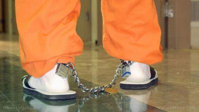 Alarming new program awards inmates 30 days credit if they agree to have a vasectomy or birth control implant
