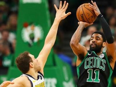 NBA playoffs 2019: Kyrie Irving discusses Celtics' low-scoring Game 1 win over Pacers