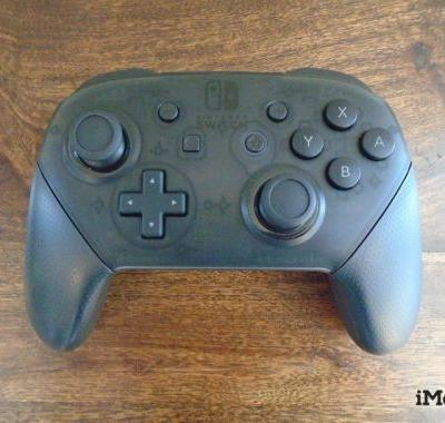 How to tell which version Nintendo Switch Pro Controller you have