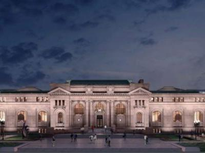 Apple Store at Renewed Carnegie Library in Washington, D.C. Opens May 11