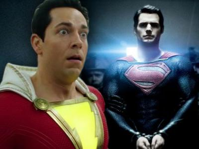 Shazam Probably Won't Feature A Superman Cameo