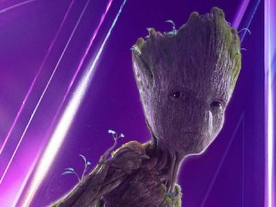 There Is A Wild Theory About Groot In Avengers 4, And The Russo Brothers Have Weighed In