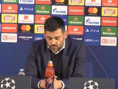 Conceicao delighted with whole Porto side after Roma win