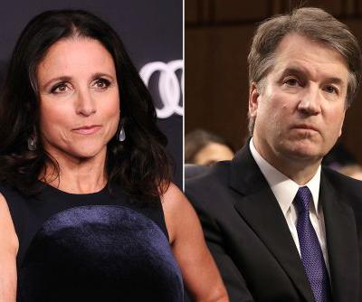 Julia Louis-Dreyfus signs letter supporting Brett Kavanaugh accuser