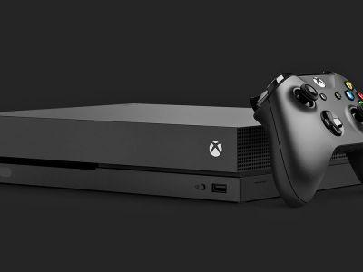Xbox One X gets its first ever official sale