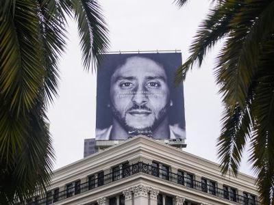 Nike executives reportedly considered scrapping the Colin Kaepernick campaign