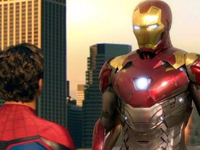 Spider-Man: Far From Home Concept Art Has Peter Battling An Army Of Zombie Iron Men
