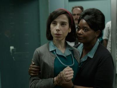 'The Shape of Water' wins top Producers Guild Award