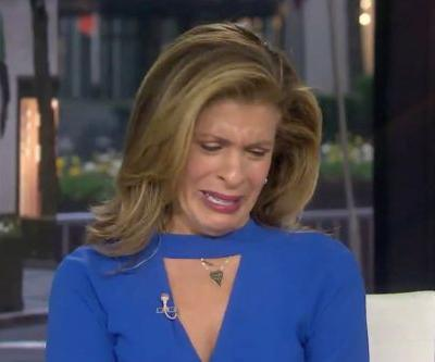 Hoda Kotb cries on 'Today' show about Drew Brees' $5M donation to Louisiana