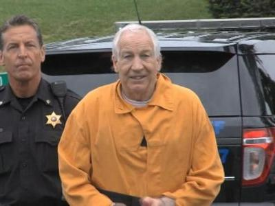 Court throws out Jerry Sandusky's sentence but denies him a new trial