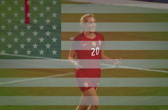 USWNT midfielder Allie Long trained for the Women's World Cup with an unyielding competitiveness