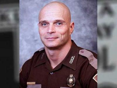 Oklahoma trooper saves 6-year-old girl's life outside gas station