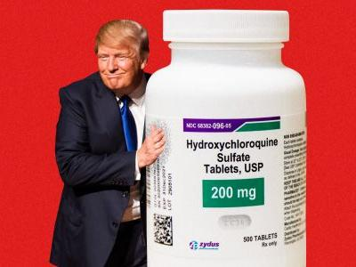 Trump's hydroxychloroquine obsession cost taxpayers at least $88 million