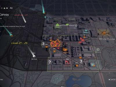 The Division 2 Resource Convoy Guide