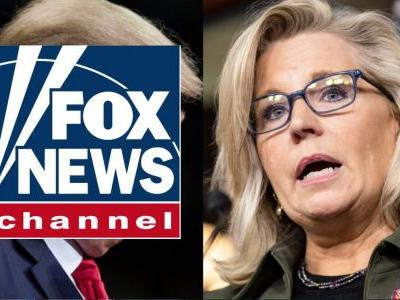 Fox News Completely Ignores Trump and Liz Cheney's Battle Over 'The Big Lie'