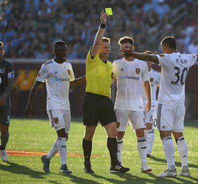 Quintero, Minnesota United beat Real Salt Lake 3-2