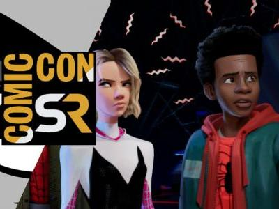 Spider-Man: Into the Spider-Verse Comic-Con Footage Reveals More Heroes