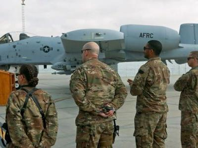 The US is sending the A-10 Warthog back to fight in Afghanistan
