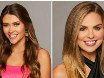 What Happened Between Caelynn & Hannah B.? The 'Bachelor' Girls Have A Complicated Past