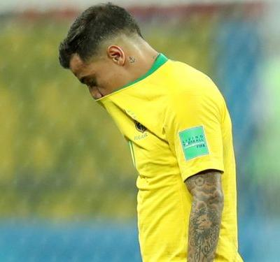 'We'll be beaten from all sides' - Coutinho ready for World Cup backlash