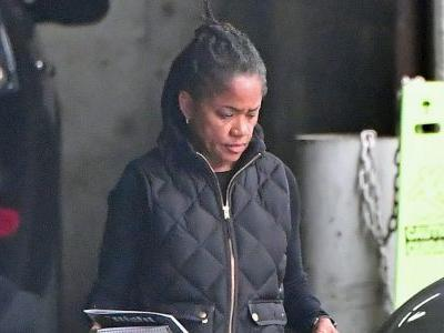 Meghan Markle's Mom Doria Ragland Returns To Work In Los Angeles - See Pics!
