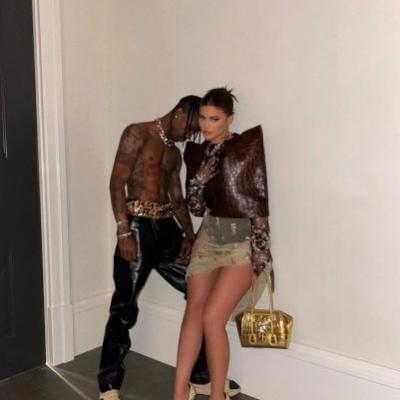 Kylie Jenner and Travis Scott's Cutest Moments as a Couple Will Make You Believe in Love - See Photos