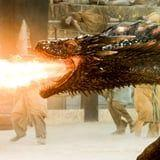 The Meaning Behind Drogon's Fiery Symbolic Gesture in the Game of Thrones Finale