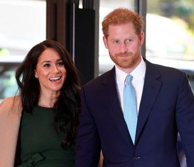 Prince Harry and Duchess Meghan Went Away for Thanksgiving and Celebrated With 'Close Family'