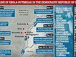 Ebola outbreak in the Democratic Republic of the Congo is an international emergency, say experts