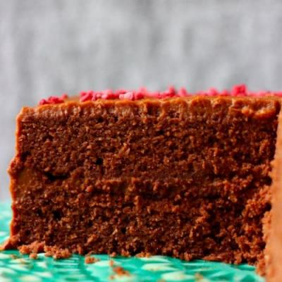 Gluten-Free Vegan Chocolate Cake