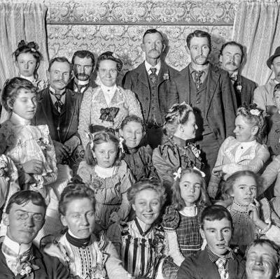 The Springwater Bunch: 1910