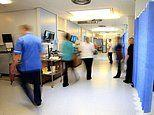 NHS hospitals overspend by nearly £300m