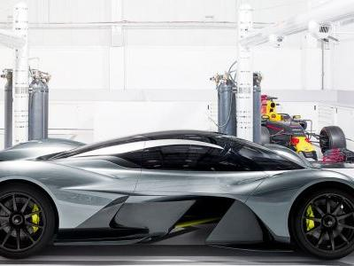 Aston Martin Has Stepped Up Its Involvement In F1, And Future Road Cars Will Benefit