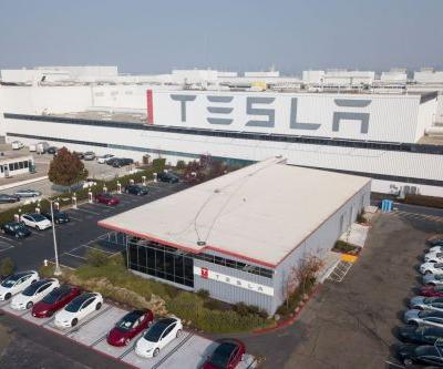 Tesla penalized for violating hazardous waste law at California factory