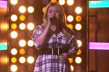 Watch Kelly Clarkson Turn The Weeknd's 'Can't Feel My Face' Into a Big Band Jam