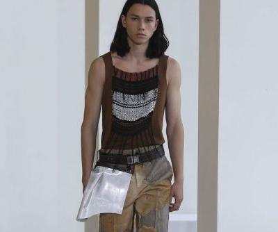Acne Studios Introduces Unconventional Textiles for SS20