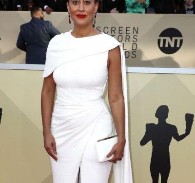 The SAG Awards Red Carpet Lost The Black, But Not The Movement