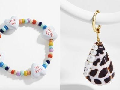 Baublebar's Under-$20 Sale Is Brimming With Cute & Kitschy Goodness