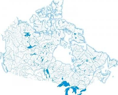Map: Visualizing Canada's fresh water