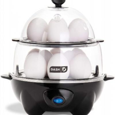 DASH Deluxe Electric Egg Cooker Giveaway