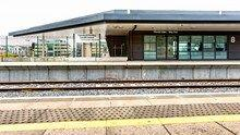 New platform at Cardiff Central station will help to ease congestion as railway upgrade continues