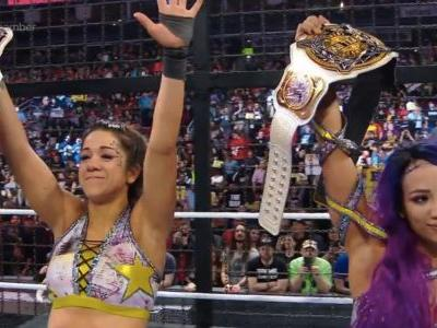 Elimination Chamber: First-Ever WWE Women's Tag Team Champions Crowned At PPV