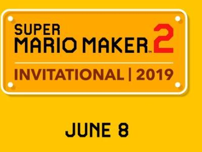 Nintendo announces Super Mario Maker 2 Invitational for June 8th, 2019