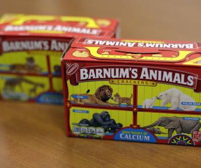 Iconic animal cracker box gets redesign after pressure from PETA