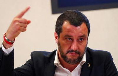 Salvini says EU budget rules risk safety of Italians after Genoa bridge collapse