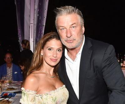 Alec Baldwin re-emerges after arrest for double date night