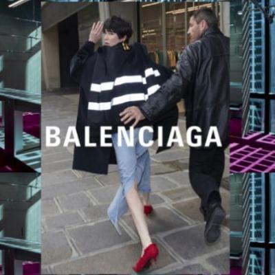Balenciaga named world's hottest brand, beating Gucci and Off-White