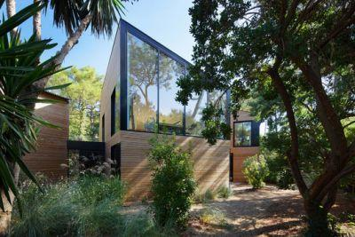 Holiday House in Cap Ferret / Atelier du Pont