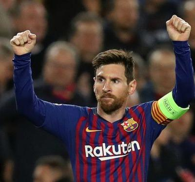 Valverde: Messi incredible in Barcelona's Champions League win over Lyon